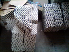 Ceramic Strcutral Packing